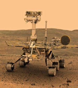 Фото: NASA Марсоход Opportunity изучал планету с 2004 года Фото: NASA Марсоход Opportunity изучал планету с 2004 года Фото: NASA Марсоход Opportunity изучал планету с 2004 года